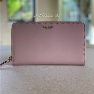 NWT❗️ Kate Spade Cameron Large Wallet